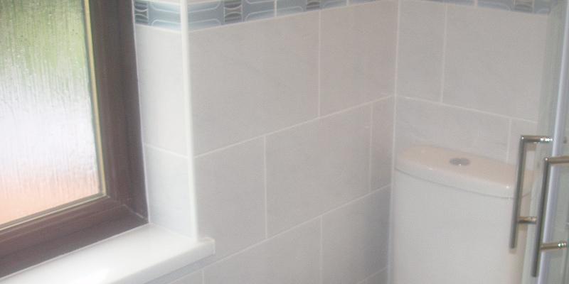 'Weave' Rock Tile for A Stylish Bathroom