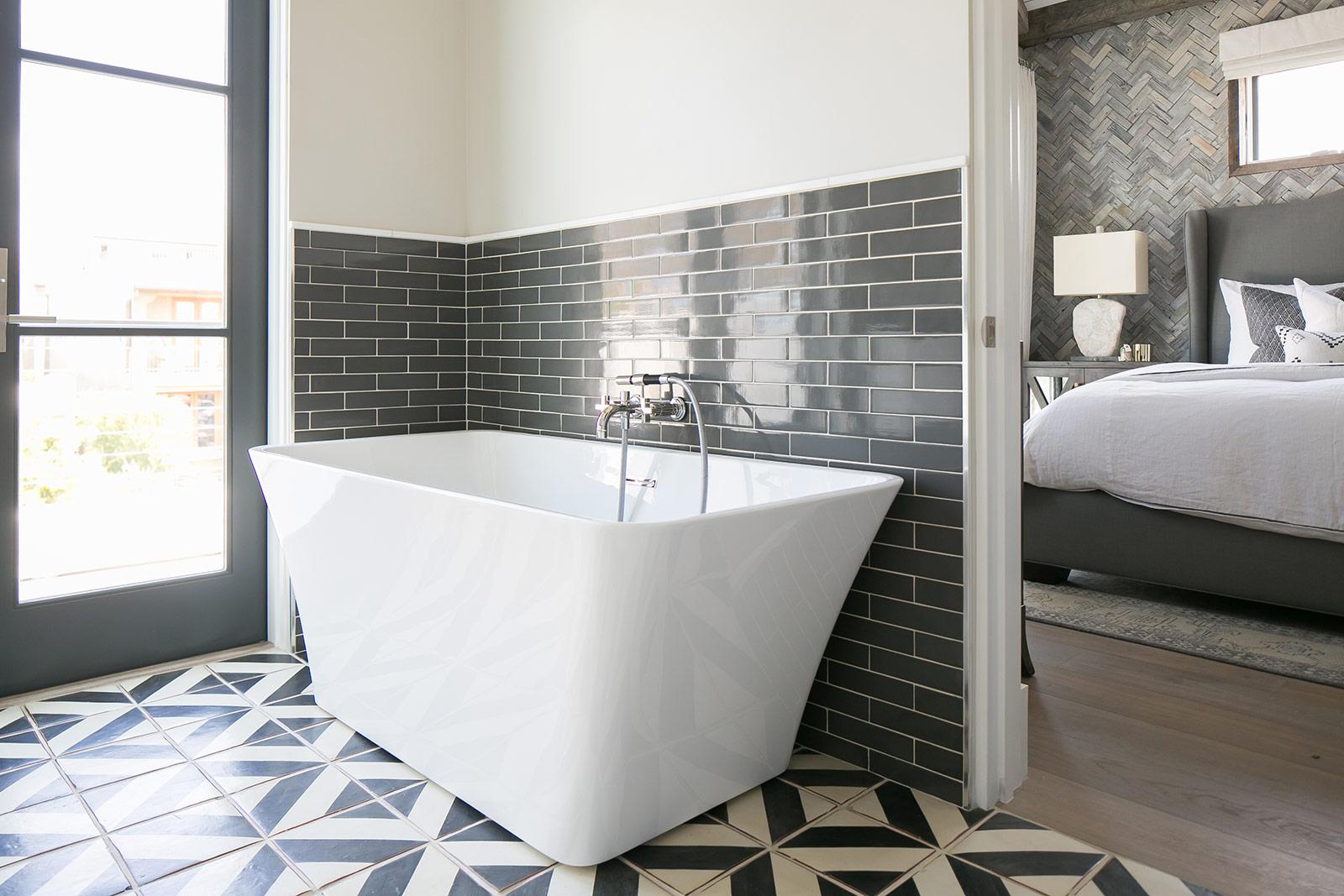 DIY: How To Install A Tile Bathroom Floor
