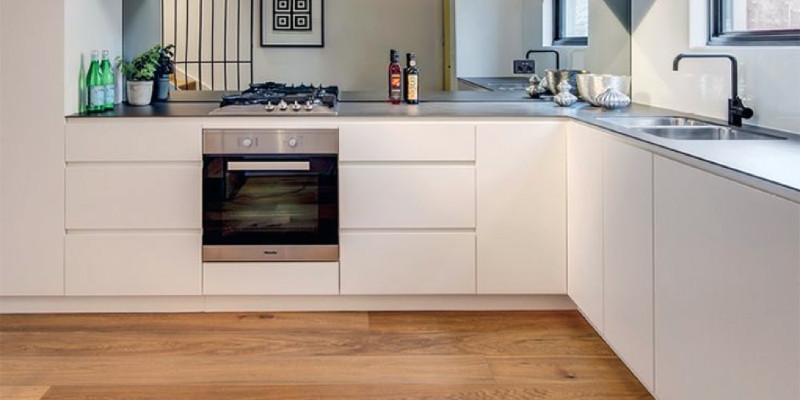 Home Above the Range: Smart Programs for Cooktop Space