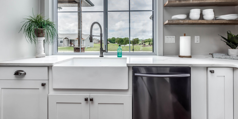 Is a Kitchen Corner Sink Right for You?