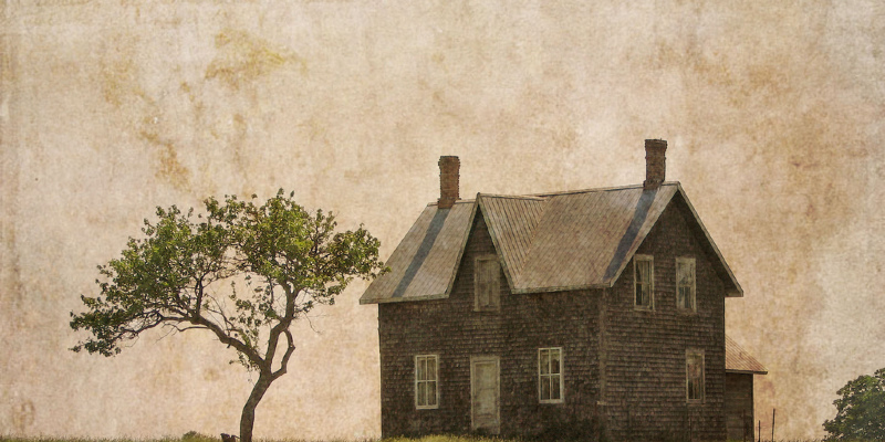 From Overgrown Weeds into Picturesque Farmhouse Expanse